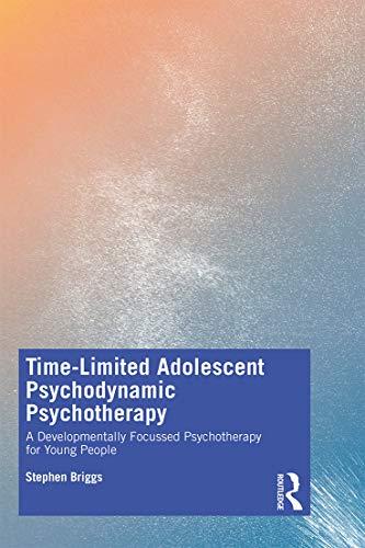 Time-Limited Adolescent Psychodynamic Psychotherapy